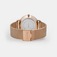 Zegarek damski Cluse la boheme mesh CL18113 - duże 3