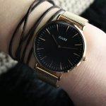 Zegarek damski Cluse la boheme mesh CL18113 - duże 6