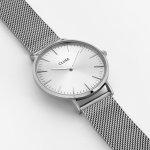 Zegarek damski Cluse la boheme mesh CL18114 - duże 4