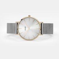 Zegarek damski Cluse la boheme mesh CL18115 - duże 2