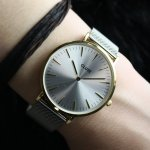 Zegarek damski Cluse la boheme mesh CL18115 - duże 5