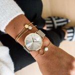 Zegarek damski Cluse la boheme mesh CL18115 - duże 6