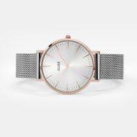 Zegarek damski Cluse la boheme mesh CL18116 - duże 2