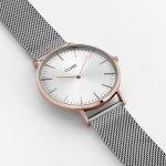 Zegarek damski Cluse la boheme mesh CL18116 - duże 4