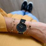 Zegarek damski Cluse la boheme mesh CL18117 - duże 5