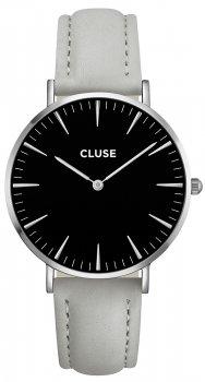 zegarek Silver Black/Grey Cluse CL18218