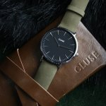 Zegarek damski Cluse la boheme CL18228 - duże 6