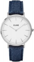 Zegarek damski Cluse la boheme CL18229 - duże 1