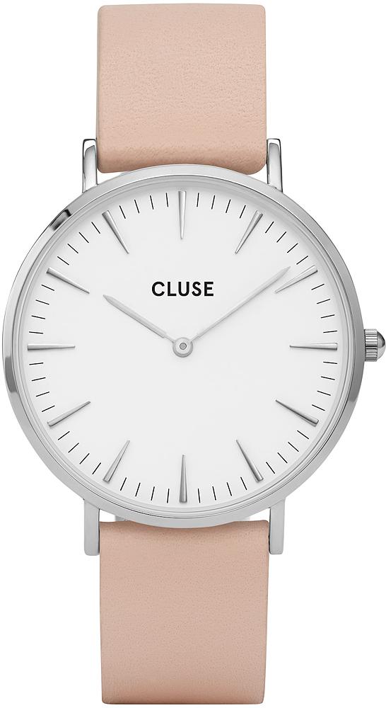 Cluse CL18231 La Boheme Silver White/Nude