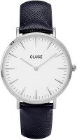 zegarek Silver White/Midnight Blue Cluse CL18232