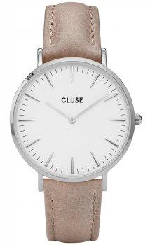 zegarek Silver White/Hazelnut Cluse CL18234