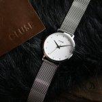 Zegarek damski Cluse pavane CL18301 - duże 6