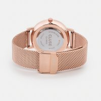 Cluse CW0101202002 zegarek damski klasyczny Pavane bransoleta