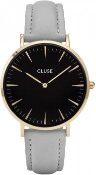 zegarek Gold Black/Grey Cluse CL18411