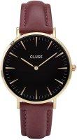 zegarek Gold Black/Marsala Cluse CL18412