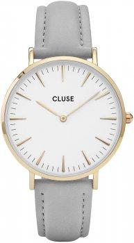 zegarek Gold White/Grey Cluse CL18414