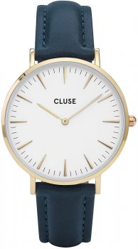 zegarek Gold White/Petrol Cluse CL18416