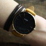 Zegarek damski Cluse la boheme CL18420 - duże 5