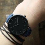 Zegarek damski Cluse la boheme CL18507 - duże 5
