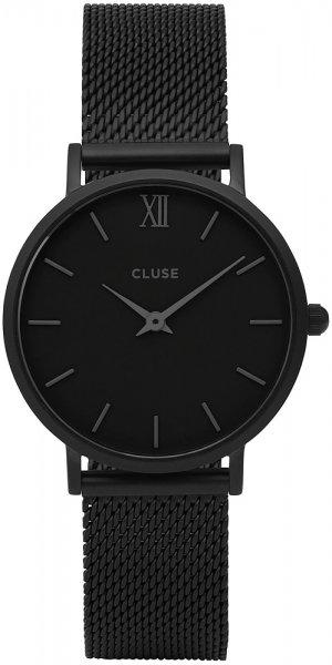 Cluse CW0101203012 Minuit Mesh Full Black
