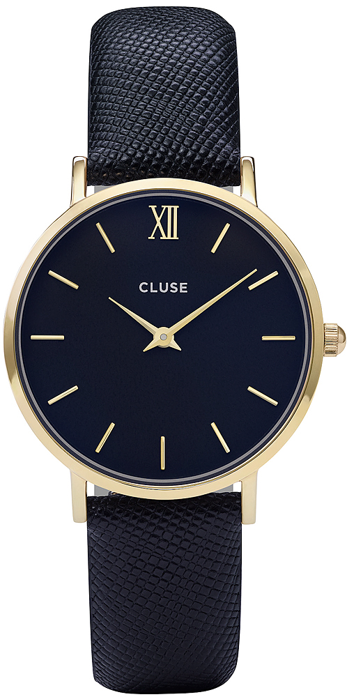 Cluse CL30014 Minuit Gold/Midnight Blue