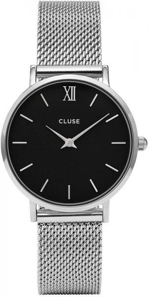 Cluse CW0101203005 Minuit Mesh Silver/Black