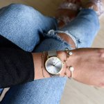 Zegarek damski Cluse minuit CL30024 - duże 5