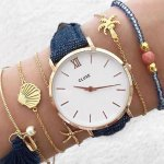Zegarek damski Cluse minuit CL30029 - duże 7