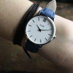 Zegarek damski Cluse minuit CL30030 - duże 5