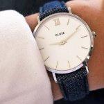 Zegarek damski Cluse minuit CL30030 - duże 6