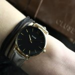 Zegarek damski Cluse minuit CL30037 - duże 5