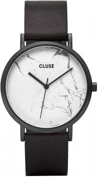 zegarek Full Black/ White Marble Cluse CL40002