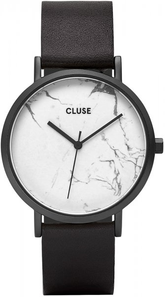 Cluse CL40002 La Roche Full Black/ White Marble
