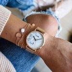 zegarek Cluse CL40007 różowe złoto La Roche