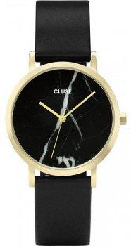 zegarek Petite Gold Black Marble/Black Cluse CL40102