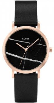 zegarek Petite Rose Gold Black Marble/Black Cluse CL40104