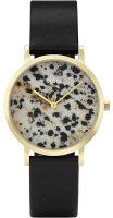 zegarek Petite Gold Dalmatian/Black Cluse CL40105
