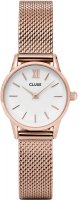 zegarek Mesh Rose Gold/White Cluse CL50006