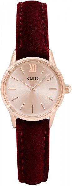 Cluse CL50018 La Vedette Rose Gold Red Velvet Limited Edition