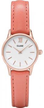zegarek Rose Gold White/Flamingo Cluse CL50025