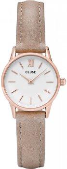 zegarek Rose Gold White/Hazelnut Cluse CL50027