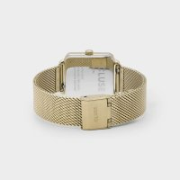 Zegarek damski Cluse la tétragone CL60002 - duże 2