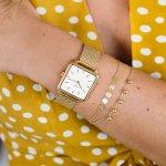 Zegarek damski Cluse la tétragone CL60002 - duże 5