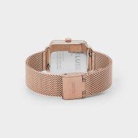 Zegarek damski Cluse la tétragone CL60003 - duże 2