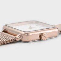 Zegarek damski Cluse la tétragone CL60003 - duże 3