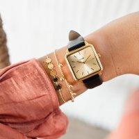 Zegarek damski Cluse la tétragone CL60004 - duże 2