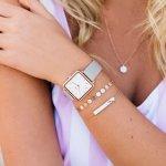 Zegarek damski Cluse la tétragone CL60005 - duże 5