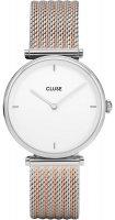 Zegarek damski Cluse triomphe CL61001 - duże 1