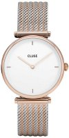 Zegarek damski Cluse triomphe CL61003 - duże 1