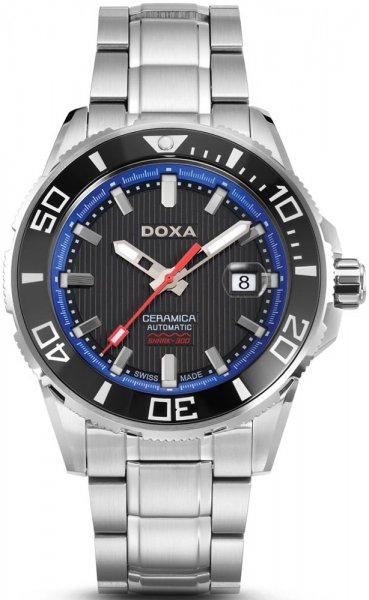Doxa D127SBU Into the Ocean